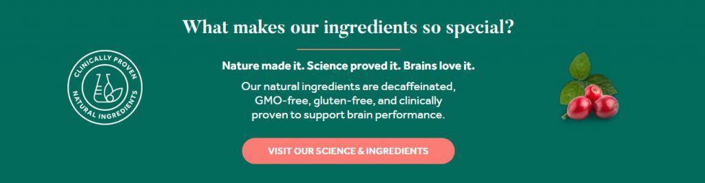 Neuriva Ingredients