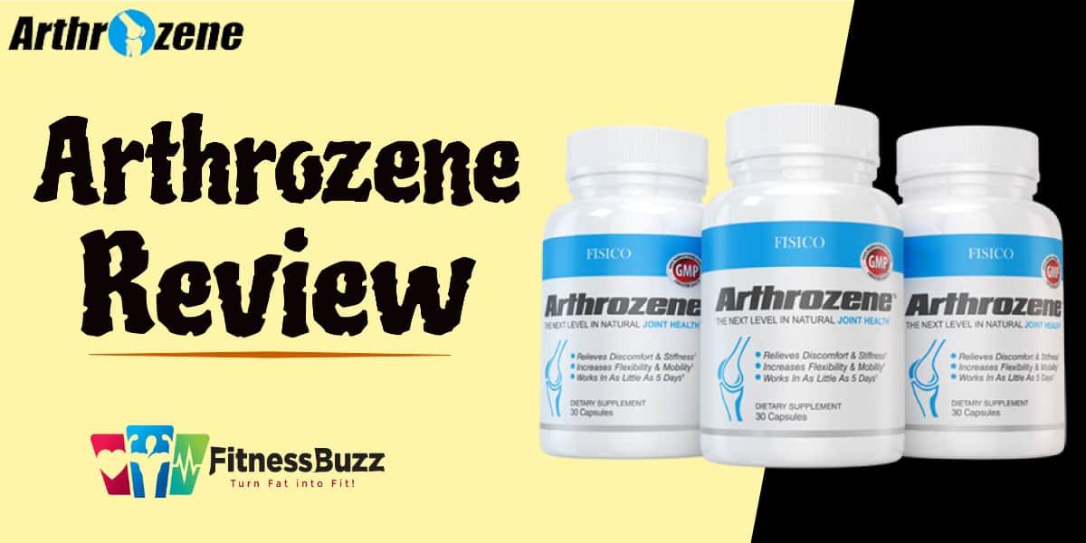 Arthrozene Review