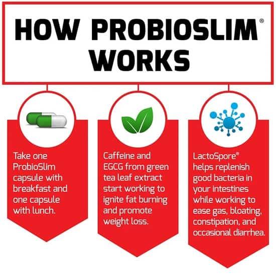 Benefits of ProbioSlim