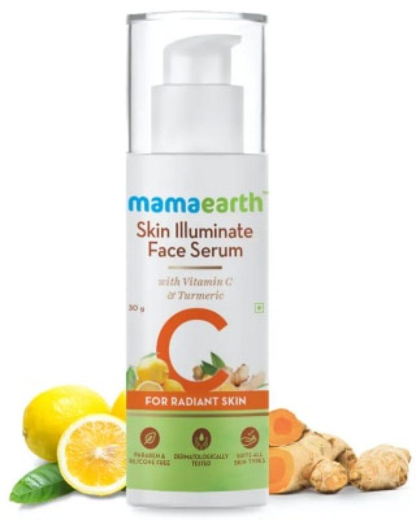 Mamaearth serum