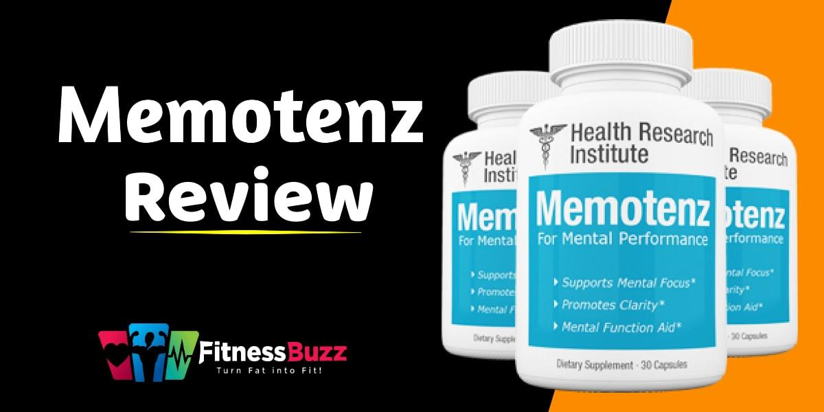 Memotenz Review