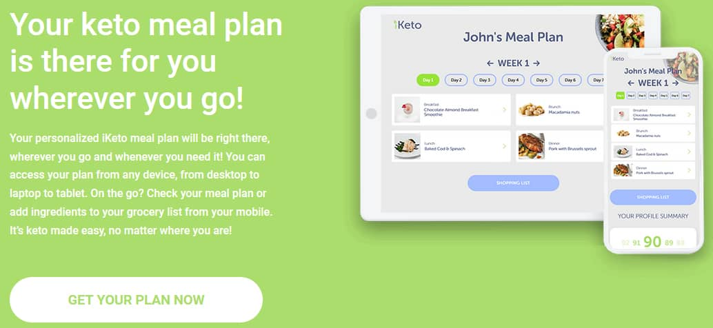 iKeto Diet Meal Plan Coupon Code