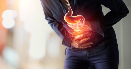 Fewer rates of Digestive issues