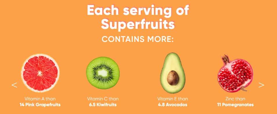 Goli Superfruits Gummies Discount Coupon