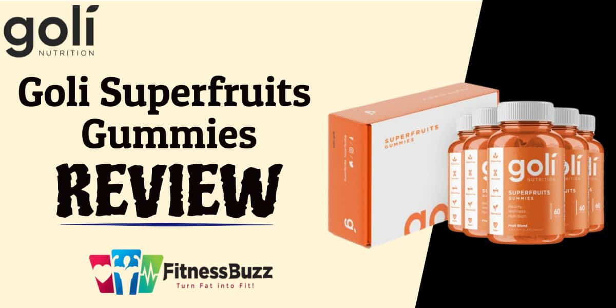 Goli Superfruits Gummies Review