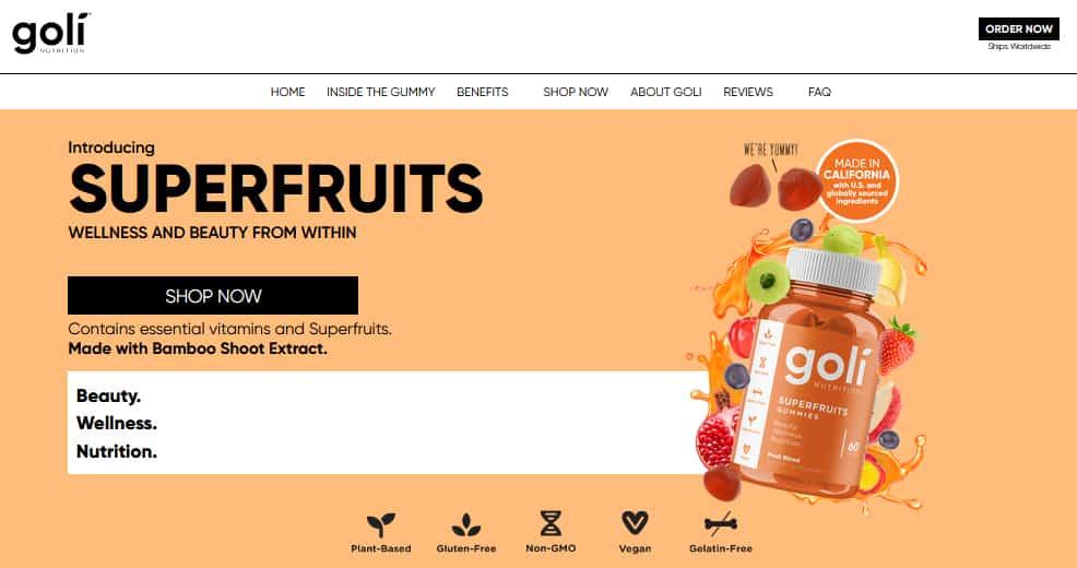 Goli Superfruits Gummies Reviews