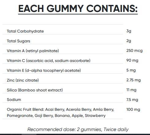 Goli Superfruits Gummy Coupon