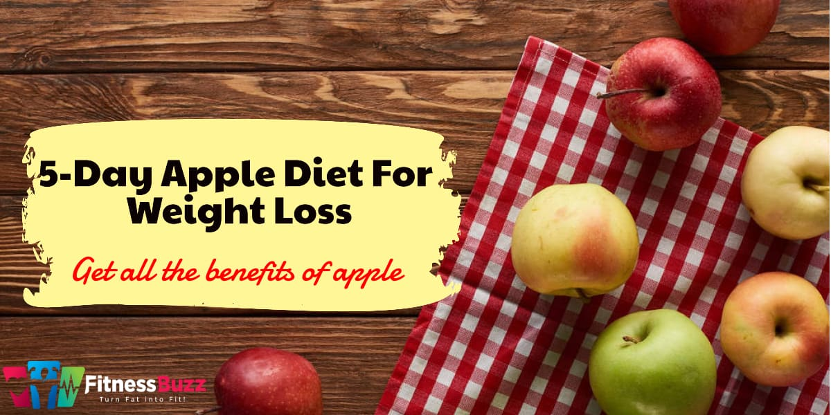 Apple Diet for Weight Loss
