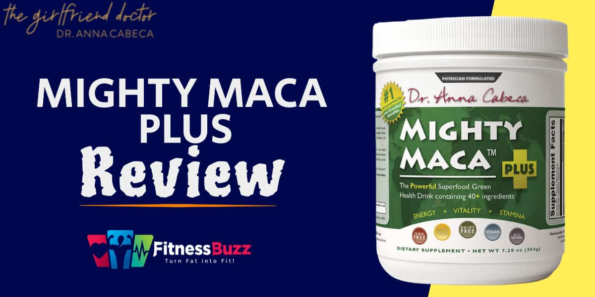 Mighty Maca Plus Review