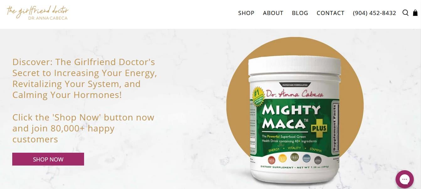 Mighty Maca Plus Reviews