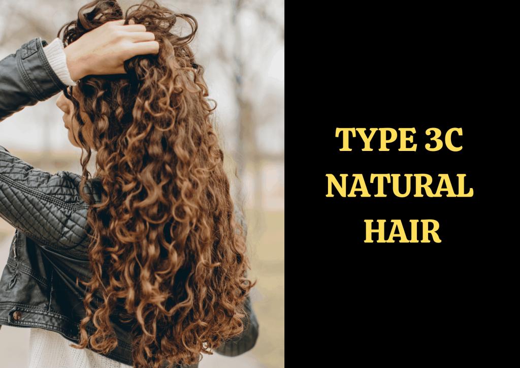 Type 3C hair