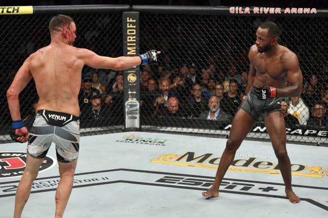 Vegan MMA Fighter-Nate Diaz