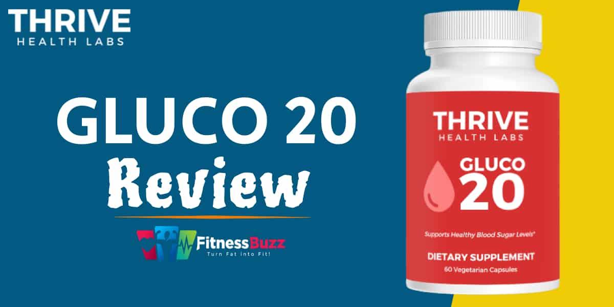 Gluco 20 Review