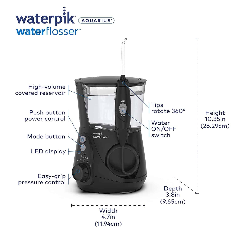 Waterpik Aquarius WP-662 Water Flosser