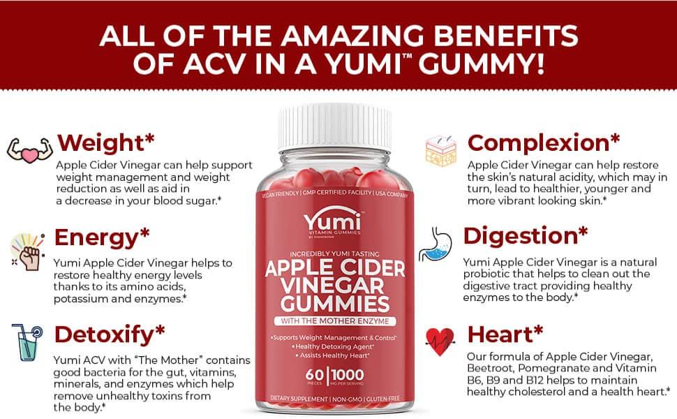 Yumi Gummies